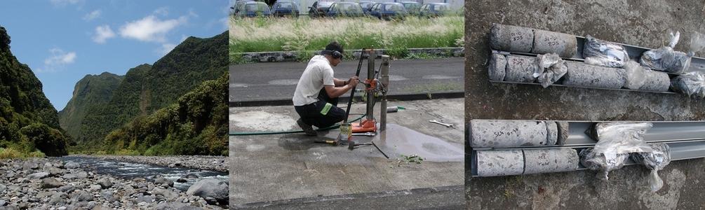Diagnostic environnemental, prospection d'eau souterraine
